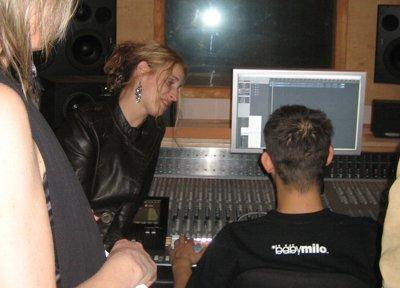 Mobile Sound Studio